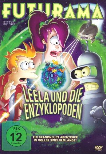 Futurama Leela und die Enzyklopoden