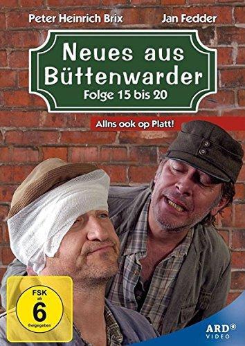 Neues aus Büttenwarder Folge 15 bis 20 (2 DVDs)
