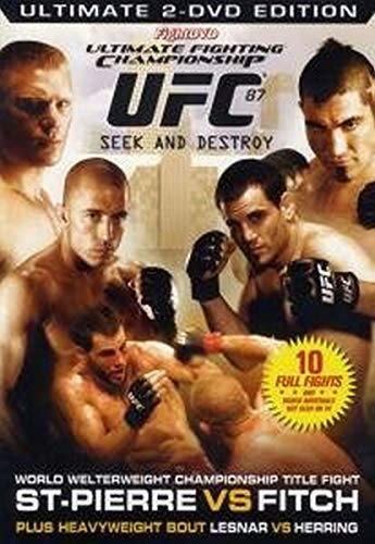 UFC 87 - Seek and Destroy