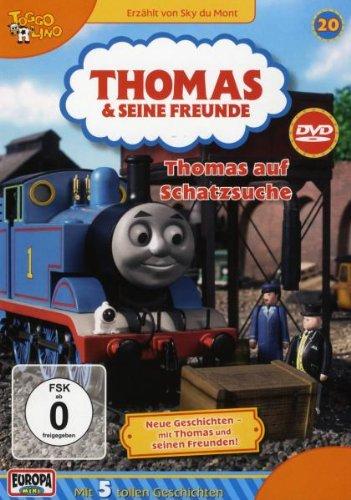 Thomas und seine Freunde 20 - Thomas auf Schatzsuche