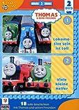 Thomas und seine Freunde - Gleis 2 Box (2 DVDs)