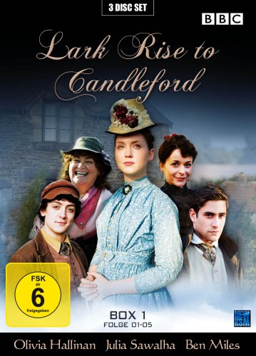 Lark Rise to Candleford Box 1, Folgen 1-5 (3 DVDs)