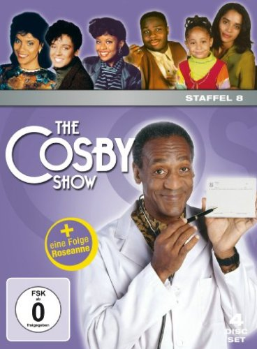 Die Bill Cosby Show Staffel 8 (4 DVDs)