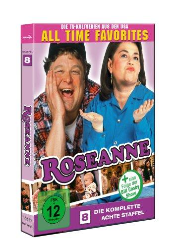 Roseanne Staffel 8 (4 DVDs)
