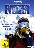 Everest - Die kompletten Staffeln 1+2 (4 DVDs)