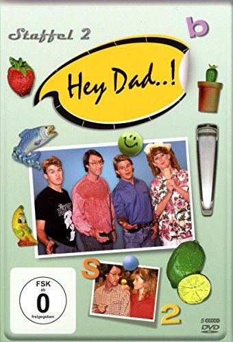 Hey Dad..! Staffel 2 (5 DVDs)