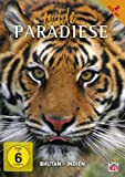 Bhutan - Im Reich des Schneeleoparden / Indien - Tempel der Königstiger (2 DVDs)