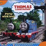 Thomas und seine Freunde - Hörspiel, Vol. 12: Percy wird laut!