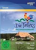 Die Fallers - Staffel 1, Folgen 01-50 (9 DVDs)