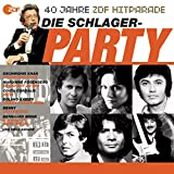 Das Beste aus 40 Jahren Hitparade: Die Party-Hits.