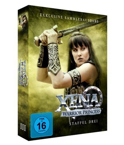 Xena Warrior Princess - Staffel 3 (6 DVDs)