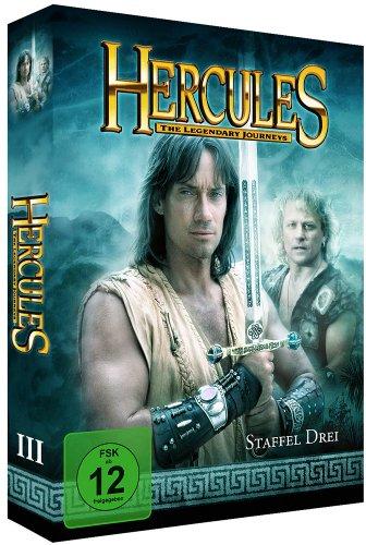 Hercules Staffel 3 (6 DVDs)