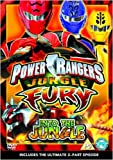 Power Rangers - Jungle Fury Vol. 1 - Into The Jungle