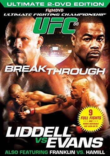 UFC 88 - Breakthrough (2 DVDs)