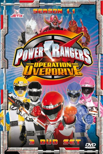 Power Rangers - Operation Overdrive: