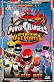 Power Rangers - Operation Overdrive: Staffel 1.1 (Steelbook) (3 DVDs)