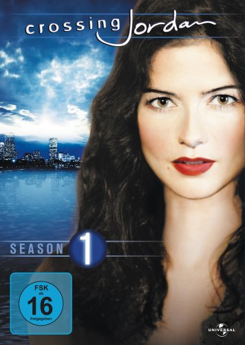 Crossing Jordan Staffel 1 (6 DVDs)
