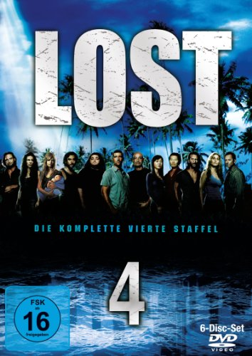 Lost Staffel 4 (6 DVDs)