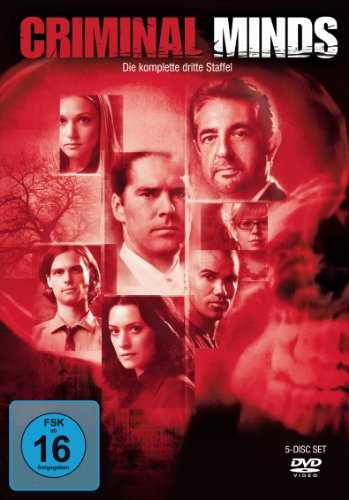 Criminal Minds Staffel  3 (5 DVDs)