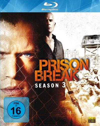 Prison Break Staffel 3 [Blu-ray]
