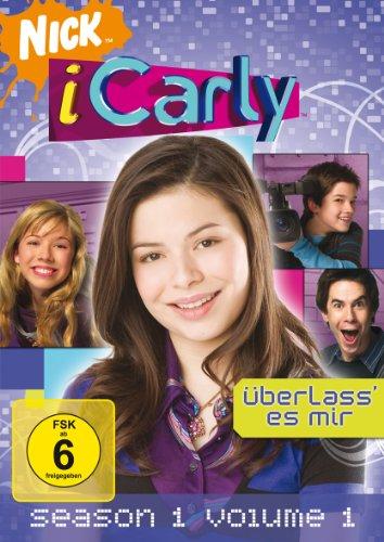 iCarly Season 1, Vol. 1 (2 DVDs)