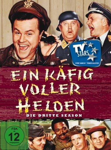 Ein Käfig voller Helden Staffel 3 (5 DVDs)