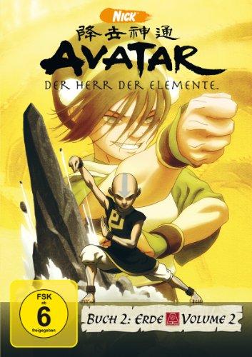 Avatar - Der Herr der Elemente Buch 2: Erde, Vol. 2