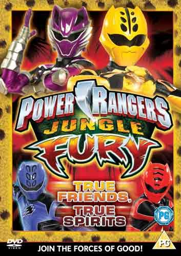 Power Rangers Jungle Fury | News, Termine, Streams auf TV