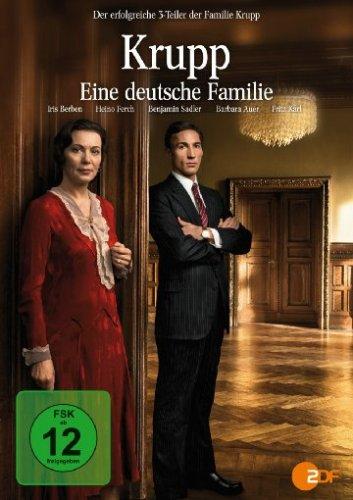 Krupp - Eine deutsche Familie 2 DVDs