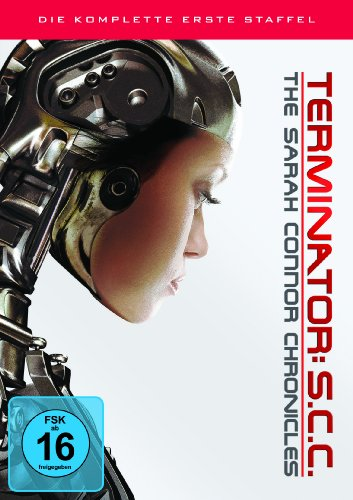 Terminator - The Sarah Connor Chronicles: Staffel 1 (3 DVDs)