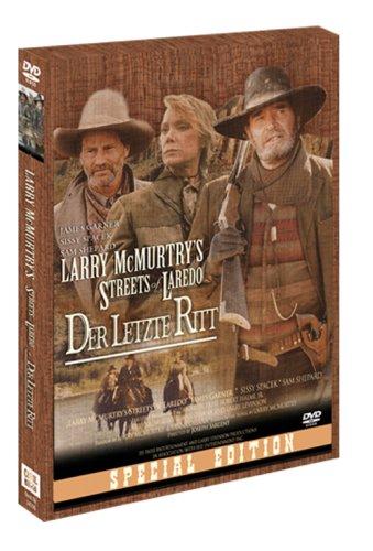 Der letzte Ritt - Streets of Laredo (Holzbox) (2 DVDs)