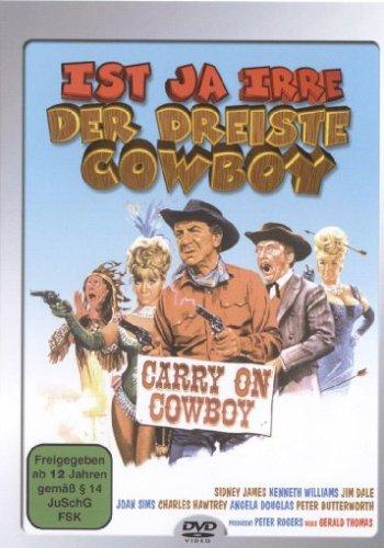 Ist ja irre - Der dreiste Cowboy