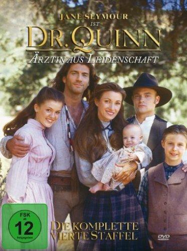 Dr. Quinn - Ärztin aus Leidenschaft: Staffel 4 (7 DVDs)