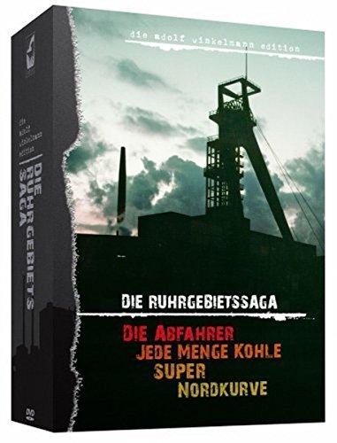 Die Ruhrgebietssaga (4 DVDs)