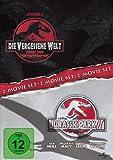 Die vergessene Welt: Jurassic Park / Jurassic Park III (2 DVDs)