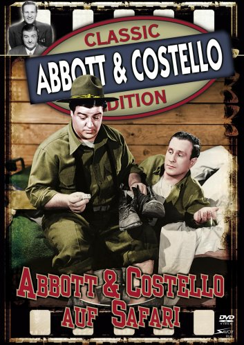 Abbot & Castello auf Safari