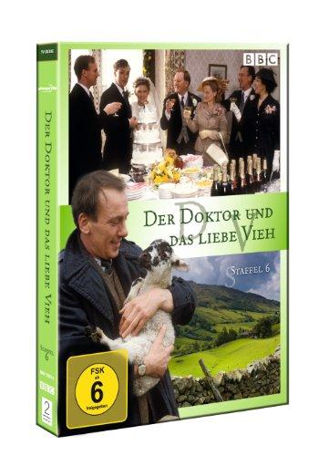 Der Doktor und das liebe Vieh Staffel 6 (3 DVDs)