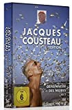 Jacques-Yves Cousteau - Die Geheimnisse des Meeres - Vol. 2 (3 DVDs)