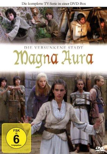 Magna Aura - Die versunkene Stadt 2 DVDs