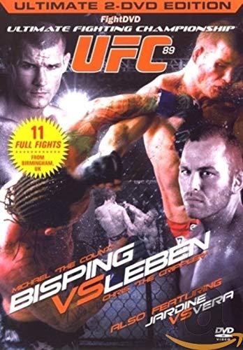 UFC 89: Bisping vs. Leben (2 DVDs)
