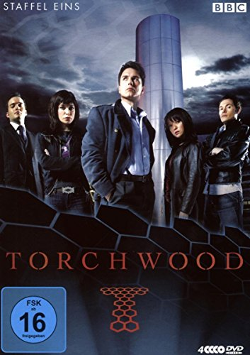 Torchwood Staffel 1 (4 DVDs)