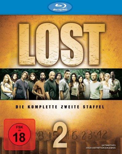 Lost Staffel 2 [Blu-ray]