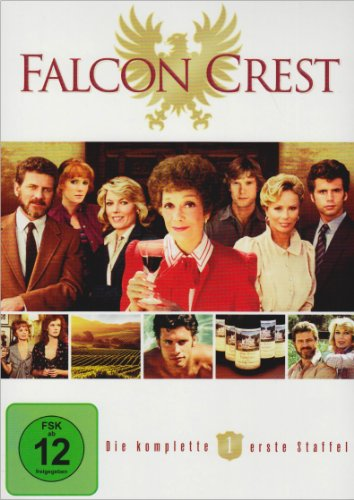 Falcon Crest Staffel 1 (4 DVDs)
