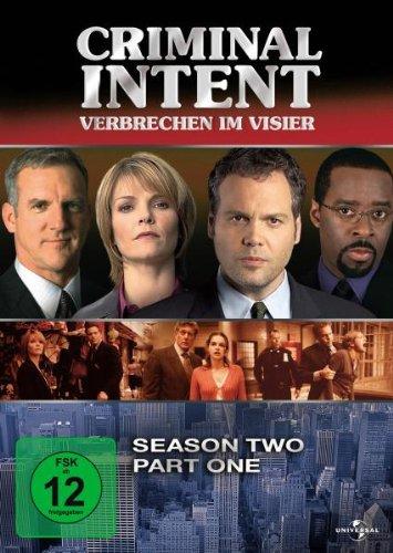 Criminal Intent - Verbrechen im Visier, Staffel 2/Teil 1 (3 DVDs)