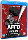 Afro Samurai - Director's Cut [Blu-ray]