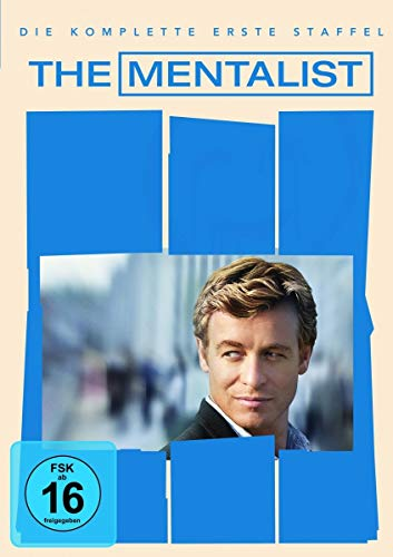 The Mentalist Staffel 1 (6 DVDs)