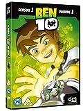 Ben 10 - Staffel 1, Vol. 1 (inkl. vier Ben 10 Sammelkarten)