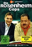 Die Rosenheim Cops - Staffel 6/Folge 01-10 (2 DVDs)