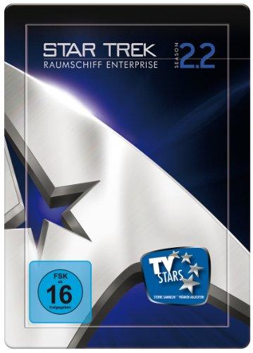 Raumschiff Enterprise Staffel 2.2, Remastered (4 DVDs im Steelbook)