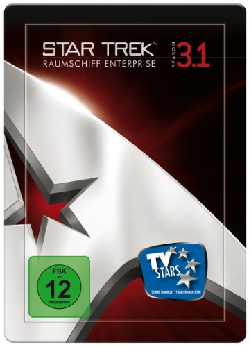 Raumschiff Enterprise Staffel 3.1, Remastered (4 DVDs im Steelbook)